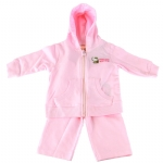 Hello Kitty Baby Hoodie and Pants Set-Pink