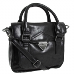 BCBG Generation Milla Crossbody Bag- Black