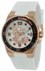 Ed Hardy IM-KI Immersion Koi  Watch