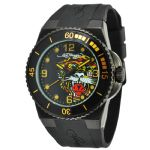 Ed Hardy IM-TG Immersion Tiger  Watch