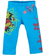 Ed Hardy Toddlers Eternal Love Leggings - Turquoise