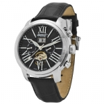 Ingersoll IN1815BK Men's Nashville Chronograph Watch-Black