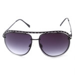 Jessica Simpson J472 Designer Sunglasses - Black
