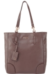 Joe's Jeans Swanky North South Shoppers Tote - Brown