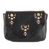 Juicy Couture Mini G Leather Bag-Black