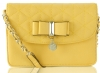 Jessica Simpson Hailey Chain Wallet Crossbody Bag - Buttercup