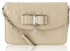 Jessica Simpson Hailey Chain Wallet Crossbody Bag - Taupe