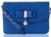 Jessica Simpson Hailey Chain Wallet Crossbody Bag - Persian Blue