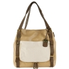 Jessica Simpson Jett North South Tote-Camel