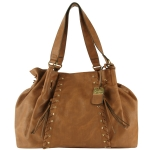 Jessica Simpson Bohemia Rap Drawstring Tote - Luggage
