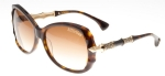Affliction LIZETTE Sunglasses - Tort/Rose Gold