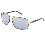 Affliction Mac Sunglasses - Gold/Black