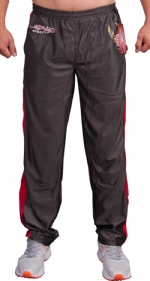 Ed Hardy Mens Eagle Track Pants - Grey