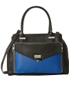 Madden Girl Mgpieces Tote with Clutch-Black