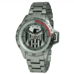 Tapout Mercenary Silver  Watch