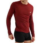 New Balance Thermal Shirt-Red