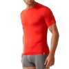 New Balance Compression Crew Neck T Shirt - Red