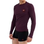 New Balance Baby Thermal Shirt - Dark Earth