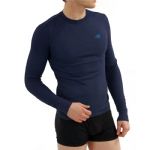 New Balance Baby Thermal Shirt - Navy