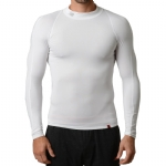 New Balance Thermal Compression Mock Long Sleeve - White