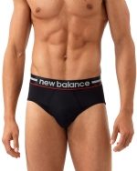 New Balance Lifestyle Brief- Black