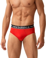 New Balance Lifestyle Brief- Red