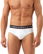 New Balance Lifestyle Brief- White