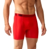 New Balance Performance 6'' Inseam Sport Brief- Red