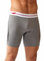 New Balance 2 Pair Essential Boxer Brief