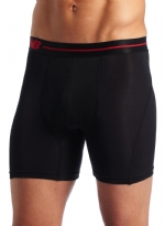 New Balance Performance Sport Boxer Brief 3 Pack - Black/Black