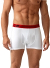 New Balance Performance 3'' Inseam Sport Trunk- White