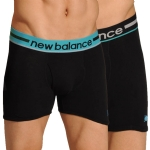 New Balance Essential Trunk 2 Pack - Black