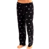 New Balance Microfleece sleepwear Pants - Black