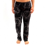 New Balance Microfleece sleepwear Pants - Caviar/Black