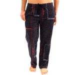 New Balance Microfleece sleepwear Pants - Red
