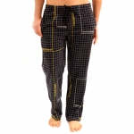 New Balance Microfleece sleepwear Pants - Yellow