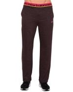 New Balance Men's Cotton Knit PJ Lounge Pant - Plum