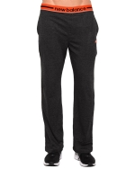 New Balance Men's Cotton Knit PJ Lounge Pant - Charcoal