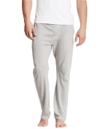 New Balance Men's Cotton Knit PJ Lounge Pant - Light Grey