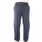 New Balance Men's  Woven Sleep Pants - Navy