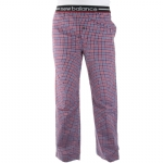 New Balance Men's  Woven Sleep Pants - Red