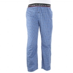 New Balance Men's  Woven Sleep Pants - Blue