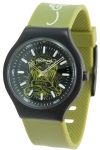 Ed Hardy Neo Green Watch