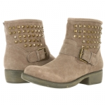 Steve Madden Outtlaww  Boots -Taupe