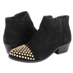 Steve Madden Praque Booties -Black