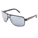 Affliction Rebel Sunglasses - Black/Gold