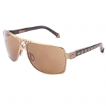 Affliction Rebel Sunglasses - Pale Gold/Gold