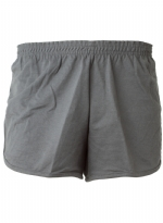 Russell Athletic Women's Basic Short - Charcoal