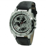 Tapout Sentry Silver Watch