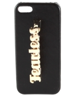 Steve Madden BFEARLES iPhone 5 Case - Black